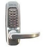 Keyless Gate Lock Lockey 1150 Spring Latch Single Sided