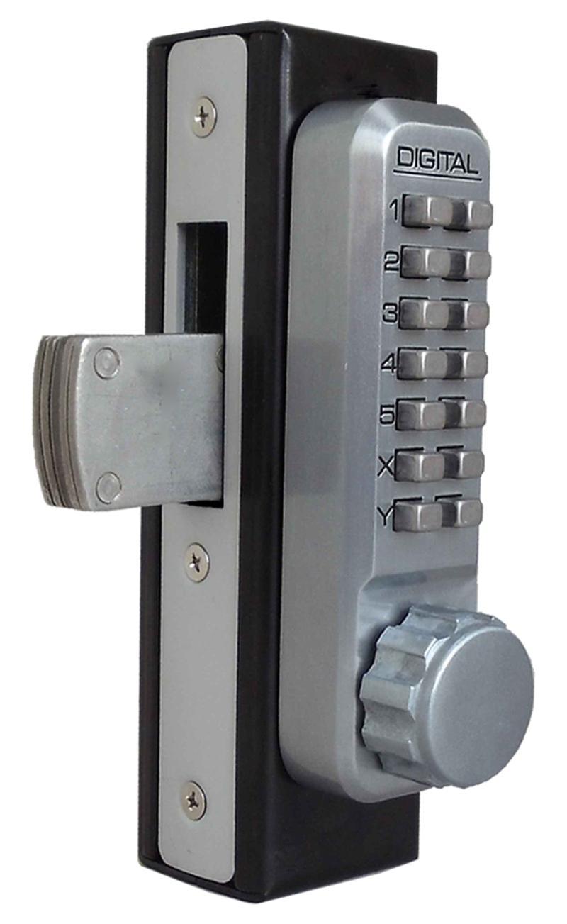 Lockey 2900 Mg Keyless Mechanical Digital Mortised