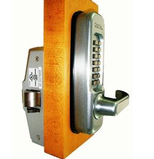 Lockey Keyless Panic Bar Exit Door Lock 115-P MG