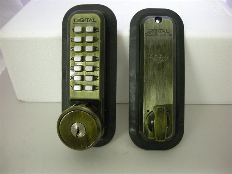 Lockey Keyless Entry Door Lock 2210ko Deadbolt Key