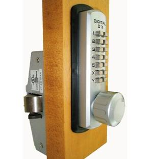 Lockey Keyless Panic Bar Exit Door Lock 310-P