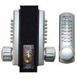 Lockey Keyless Entry Door Lock 3210DC Deadbolt Mechanical