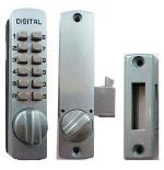 Keyless Sliding Gate Lock Lockey C150 Hook Single Sided