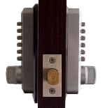 Lockey Keyless Entry Door Lock M210DC Deadbolt Mechanical