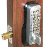 Lockey Keyless Entry Door Lock M210 MG Deadbolt Mechanical