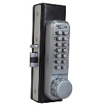 Lockey 2930 Keyless Mechanical Digital Adams Rite Style Latch Door Lock