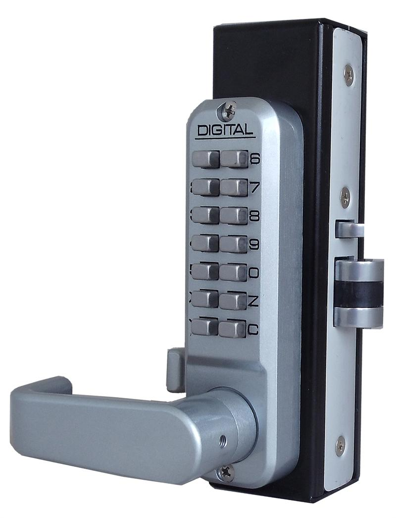 Lockey 2985dc Keyless Mechanical Digital Adams Rite Style