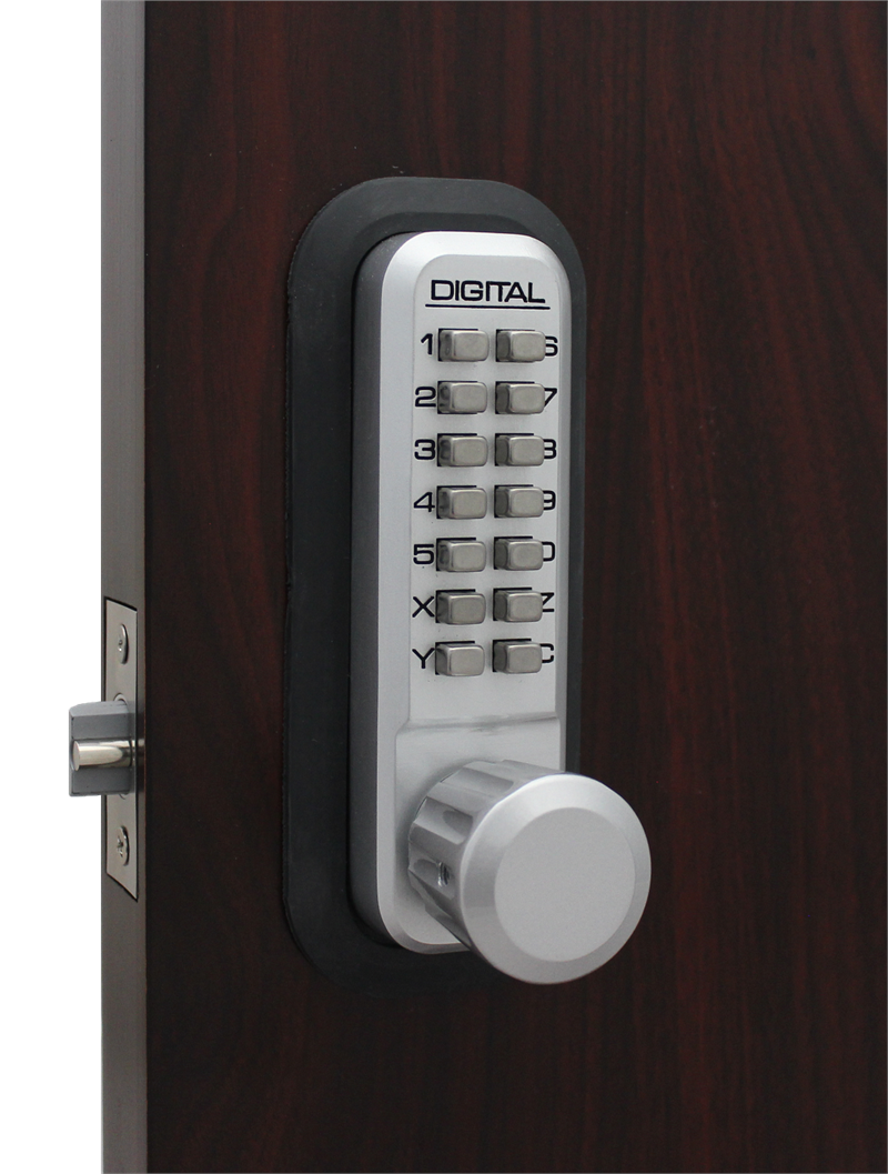Lockey Keyless Entry Door Lock 2830 Mg Spring Latch