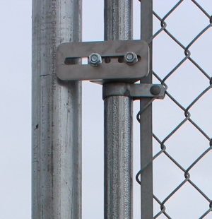 Lockey EDLINX Edge Jamb Stop For Gate