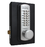 Lockey 3830DC Keyless Double Sided Mechanical Passage Knob Lock