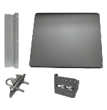 Lockey ED-40 EDGE-Value Panic Shield Kit for User Supplied Panic Bar