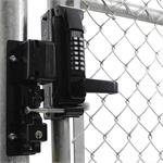 Lockey SUMO GL2 Surface Mount Gate Lock with LINX Chain Link Adapter